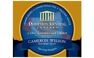 Dominion Lending Centre – Cam Wilson